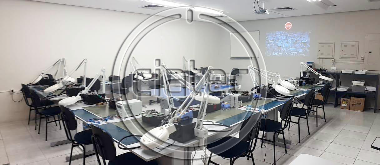 curso eletrônica digital e analógica