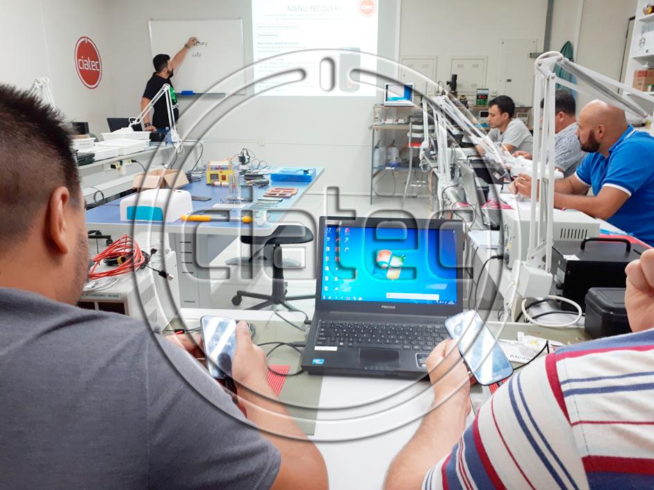 Manutenção Smartphone e Celular-Módulo II - Software