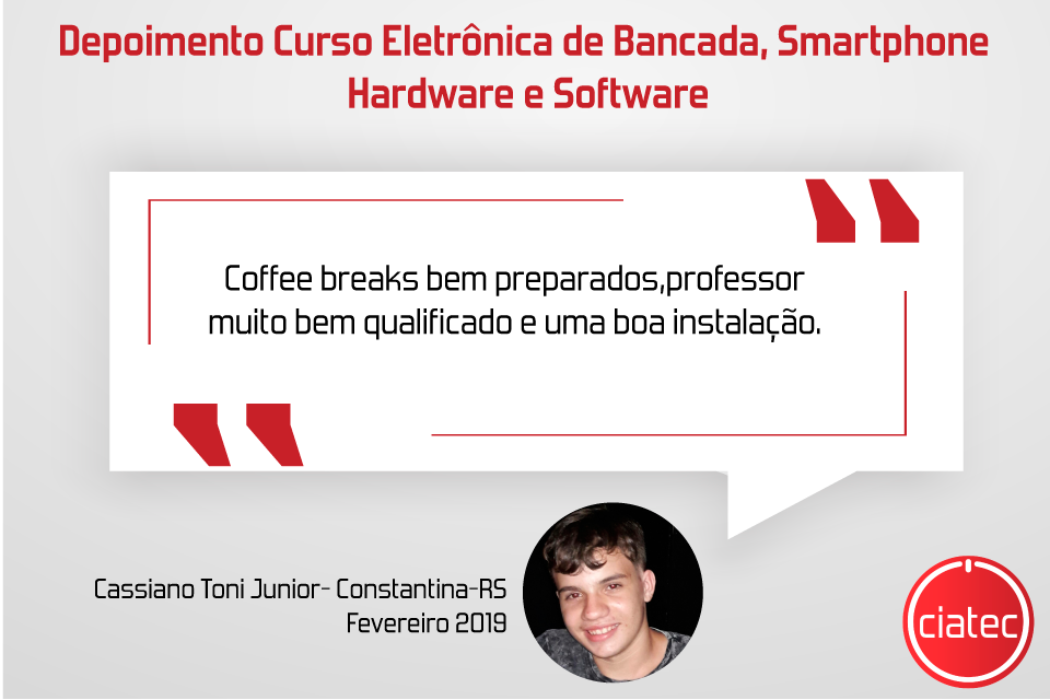 Depoimento-aluno-curso-manutenção smartphone- hardware e software david