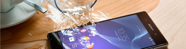 smart O que fazer em queda de líquido no Smartphone?