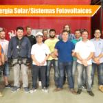 Turma-Curso Energia Solar/Sistemas Fotovoltaicos